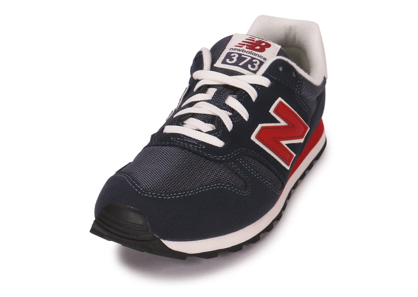 new balance 373 homme rouge