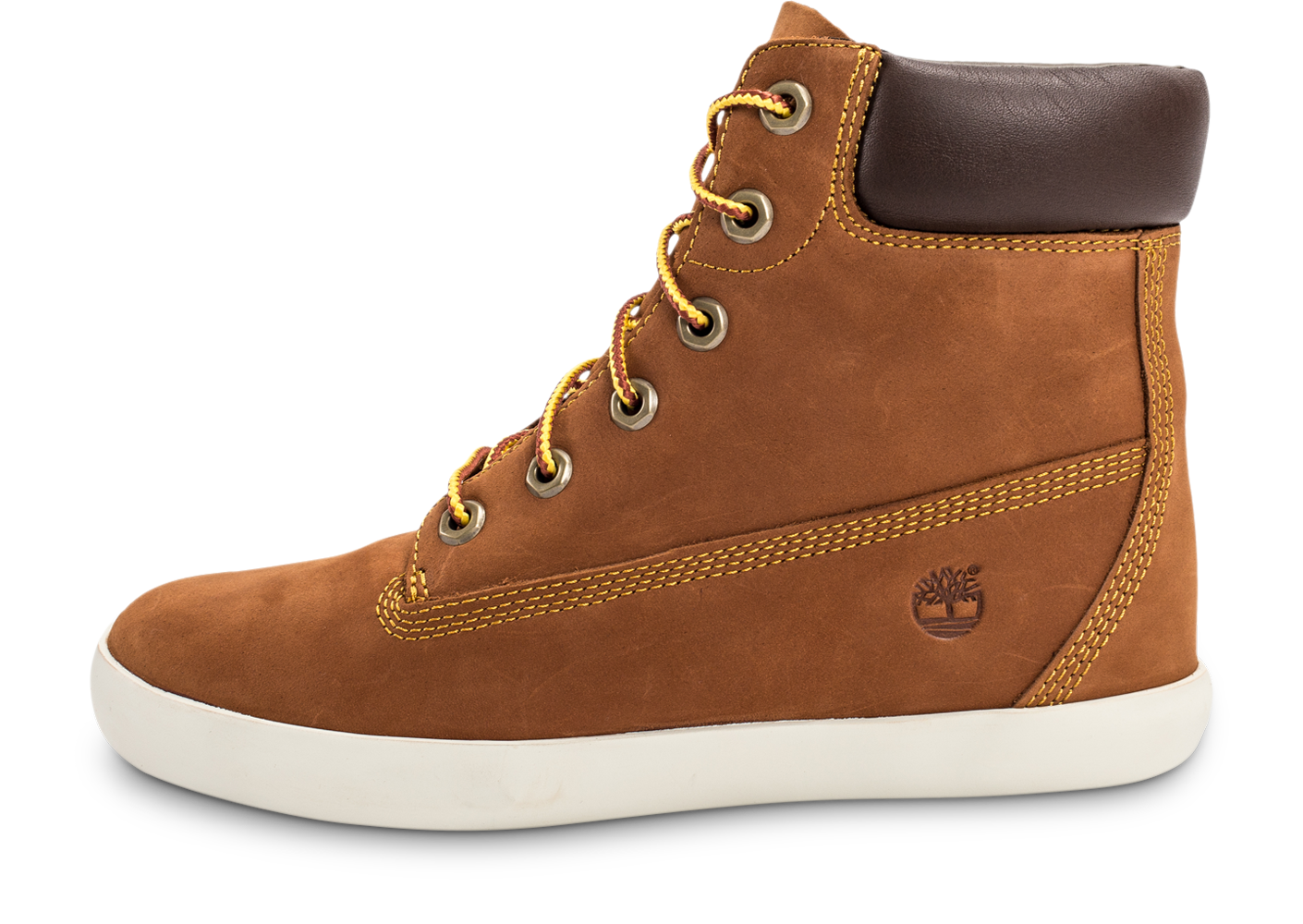 Timberland Flannery 6-inch Marron Boots Femme