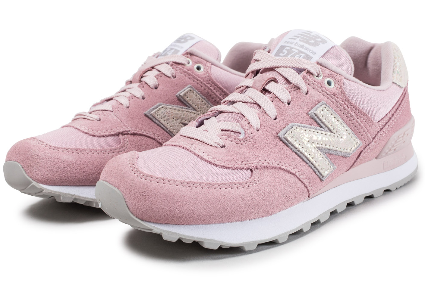 44745644f62e New Balance Wl574 Cic Rose Baskets Running Femme NGq54h - infirmary ...
