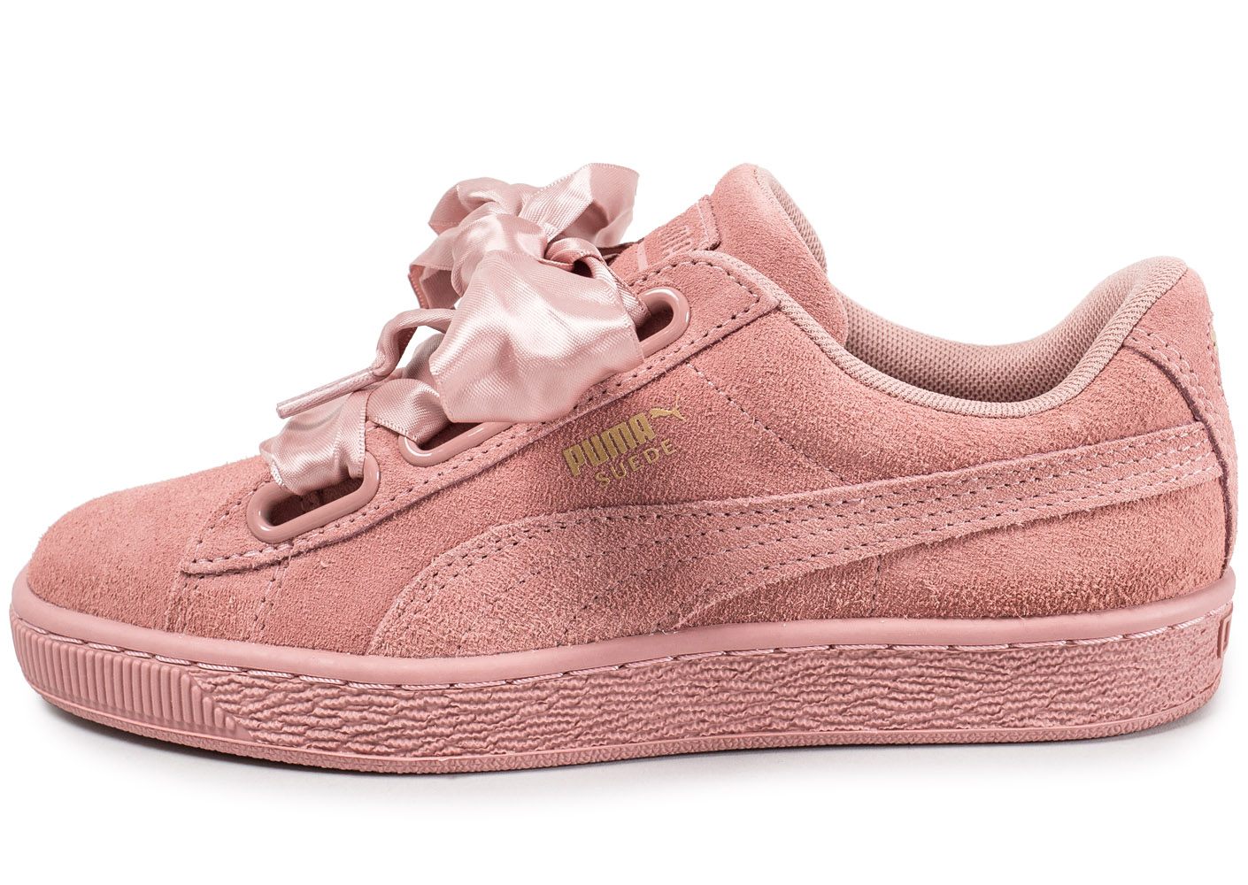 puma suede heart satin france