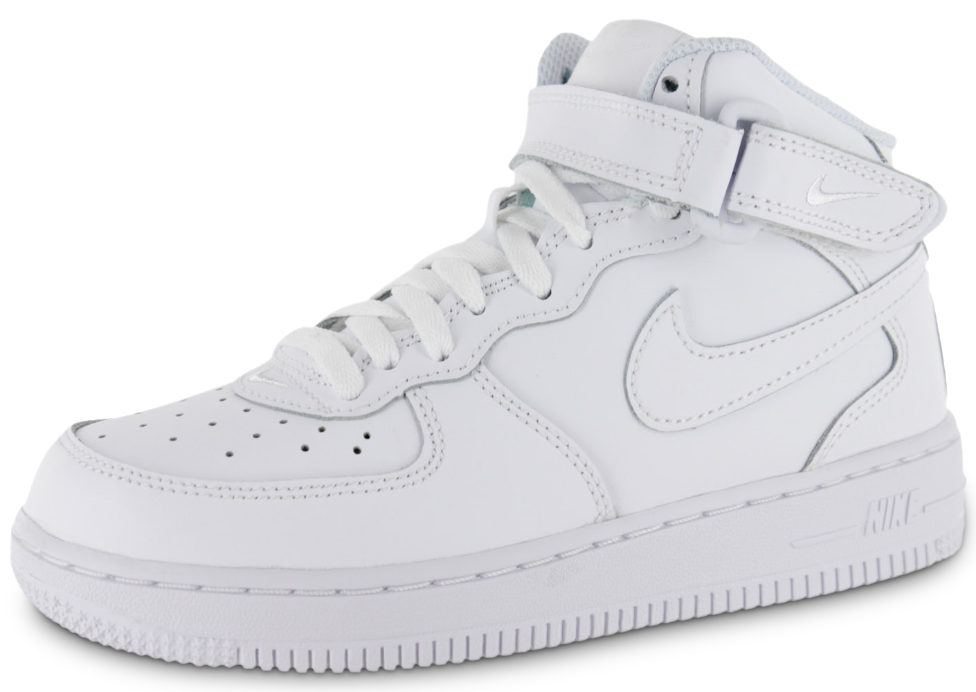 nike air force blanche montante crampon