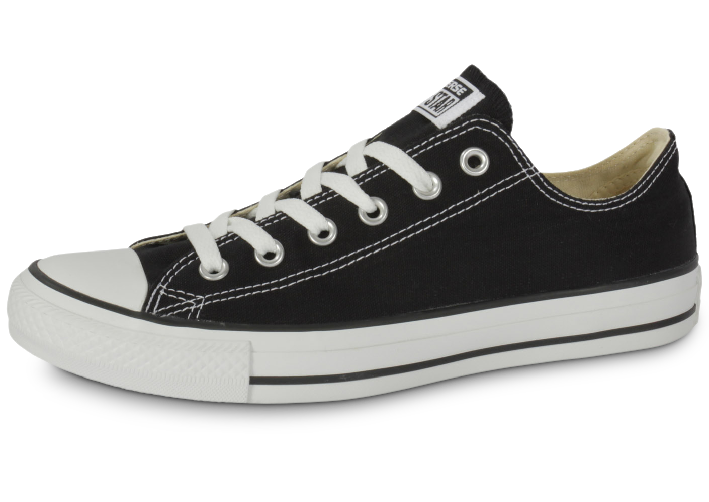 Converse chuck taylor all star low noire