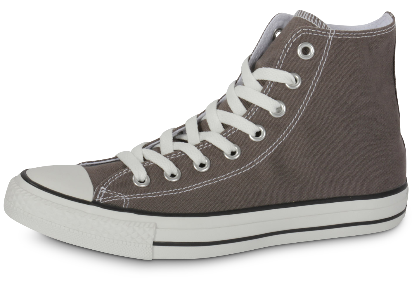 CONVERSE Baskets Montantes All Star Chaussures Mixte - Gris n1Oby9U