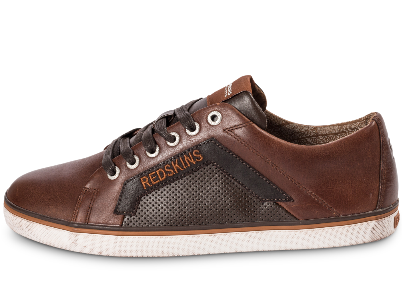 Redskins Dupeu Marron Tennis Homme