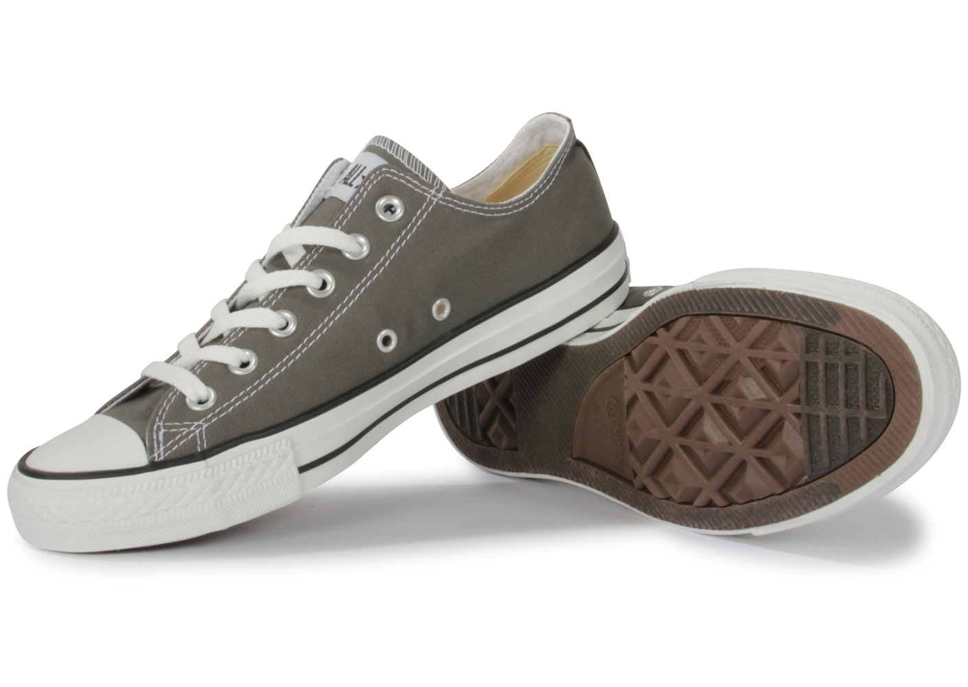 converse chuck taylor all star low grise tennis homme achat et vente. Black Bedroom Furniture Sets. Home Design Ideas