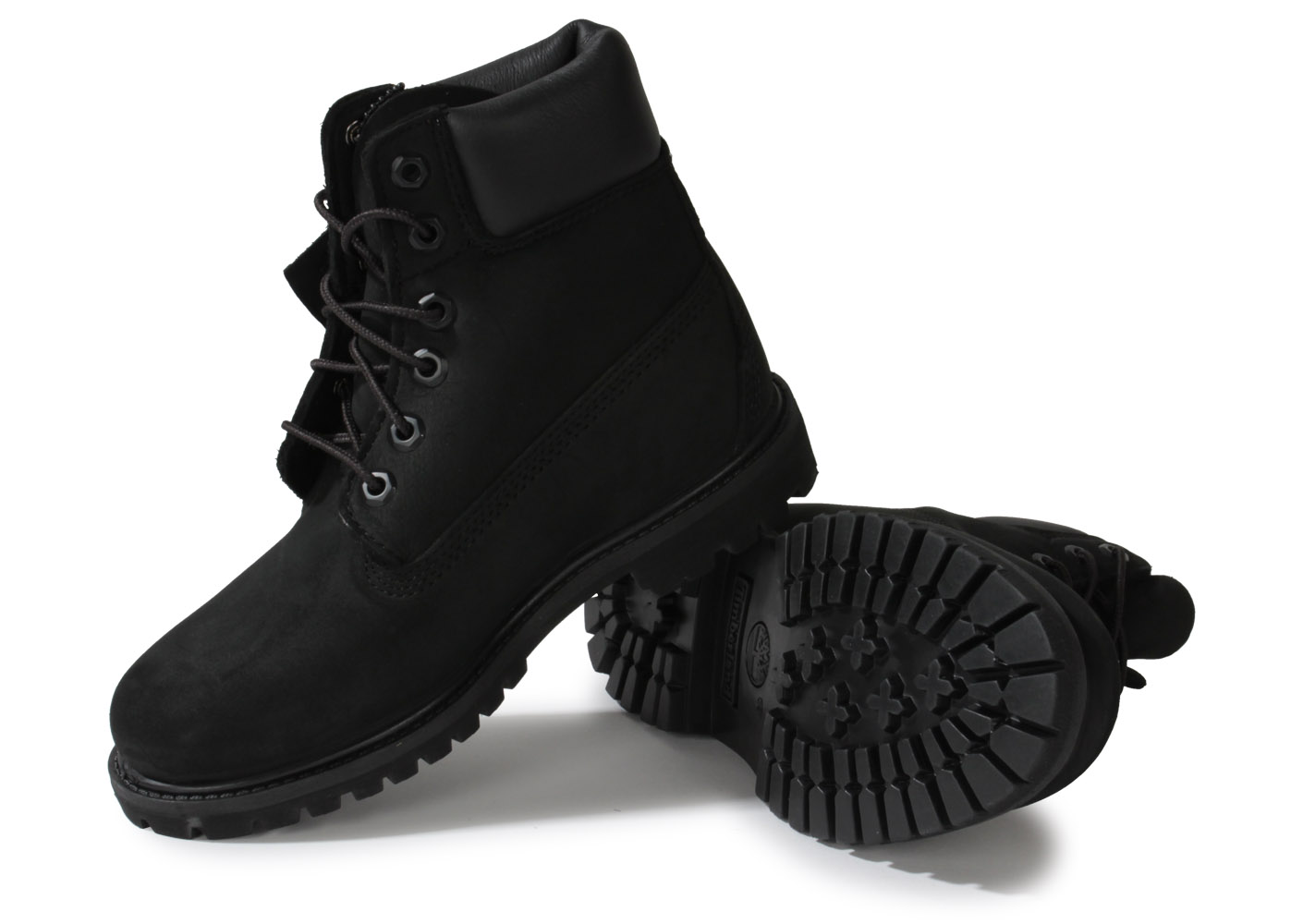 Timberland 6 inch Premium Waterproof Noire Boots Femme