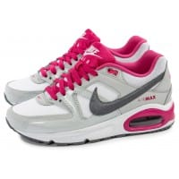 Air Max Command Junior grise et rose