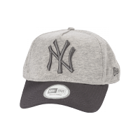 Casquette Frame Jersey grise