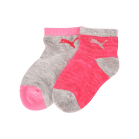 Chaussettes Run Free 2 paires roses