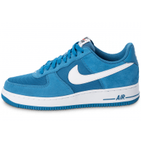 Air Force 1 Suede bleue
