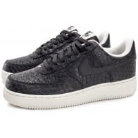 Air Force 1 07 LV8 Snake noire