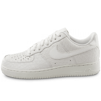 Air Force 1 07 LV8 Snake blanche