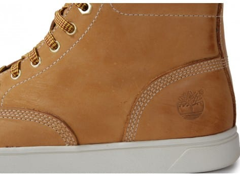 Chaussures Timberland Earthkeepers 3.0 Cupsole Boot Beige vue dessus