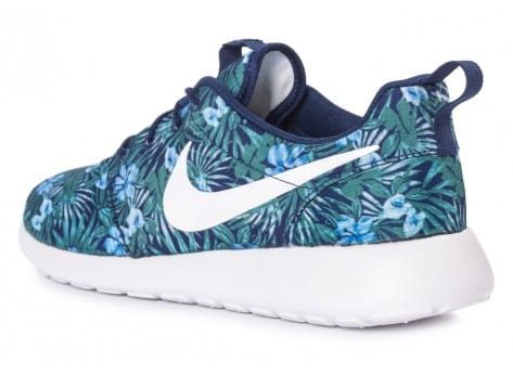 Chaussures Nike Roshe One Print Premium Loyal vue arrière