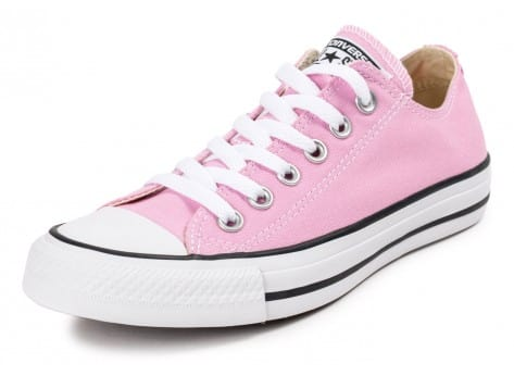 Chaussures Converse Chuck Taylor All Star low rose vue avant