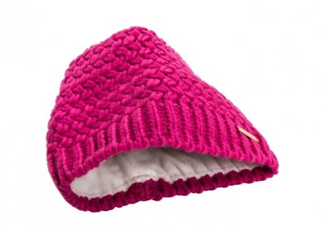 Bonnets Chausport Bonnet Clarice rose