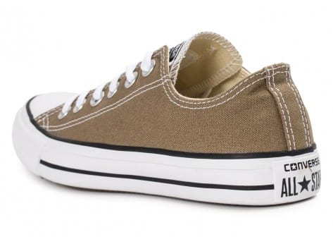 Chaussures Converse Chuck Taylor All Star low jute vue arrière