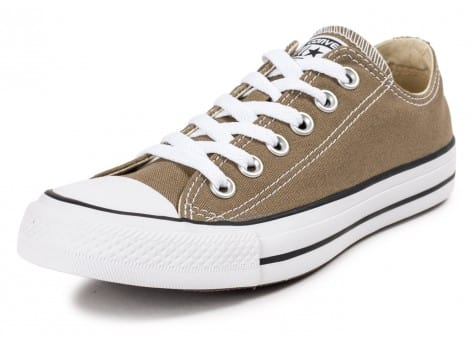 Chaussures Converse Chuck Taylor All Star low jute vue avant