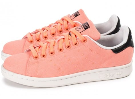 Chaussures adidas Stan Smith W Sun Glow BBQ vue extérieure