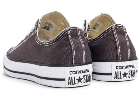 Chaussures Converse Chuck Taylor All-Star Low OX grise vue dessous