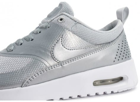 Chaussures Nike Air Max Thea SE Silver pack vue dessus