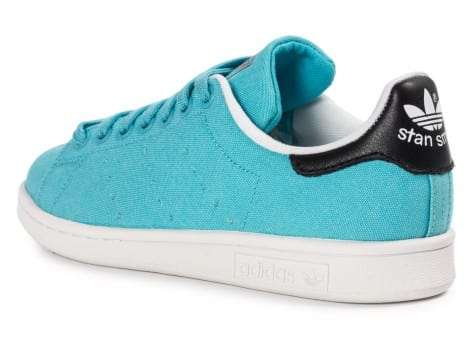 Chaussures adidas Stan Smith W Blanch Sky BBQ vue arrière