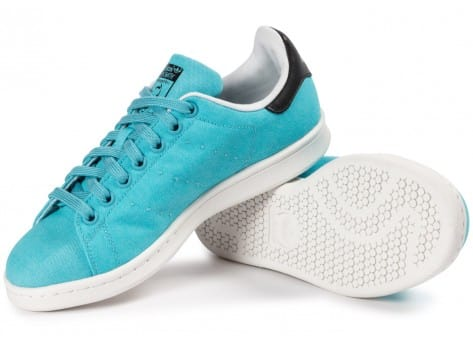 Chaussures adidas Stan Smith W Blanch Sky BBQ vue intérieure