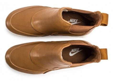 Chaussures Nike Air Max Thea Mid Ale Brown vue arrière