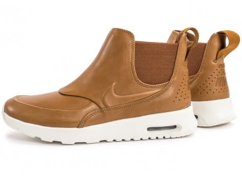 Chaussures Nike Air Max Thea Mid Ale Brown vue extérieure