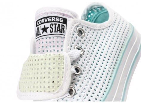 Chaussures Converse Chuck Taylor All-Star Double Tongue Enfant vue dessus