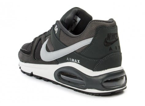 Chaussures Nike Air Max Command gris anthracite vue arrière