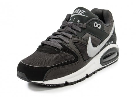 Chaussures Nike Air Max Command gris anthracite vue avant
