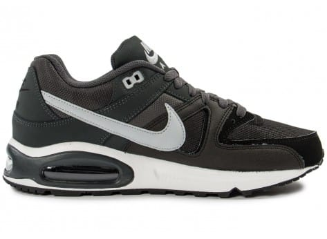 Chaussures Nike Air Max Command gris anthracite vue dessous