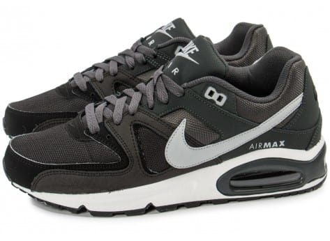 Chaussures Nike Air Max Command gris anthracite vue extérieure