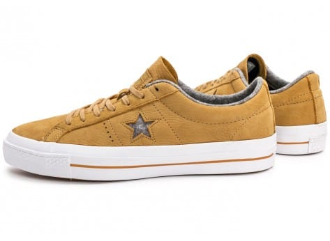 Chaussures Converse One Star Nubuck soba vue extérieure