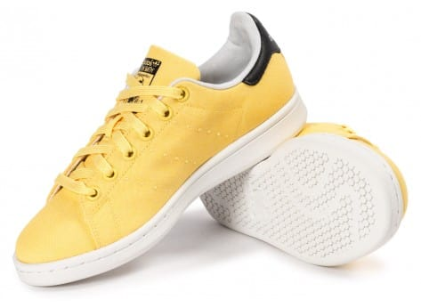 Chaussures adidas Stan Smith W Spring Yellow BBQ vue intérieure