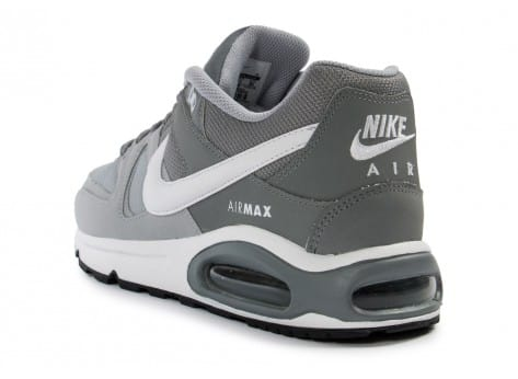 Chaussures Nike Air Max Command grise vue arrière