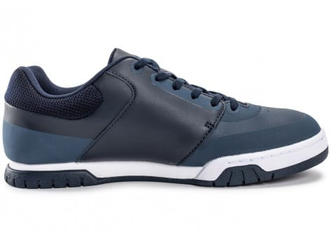 Chaussures Lacoste Indiana Evo bleu marine vue dessous