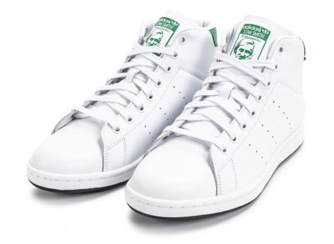 Chaussures adidas Stan Smith Winter blanche vue intérieure