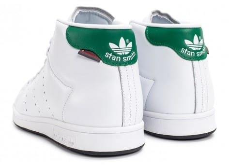 Chaussures adidas Stan Smith Winter blanche vue dessous