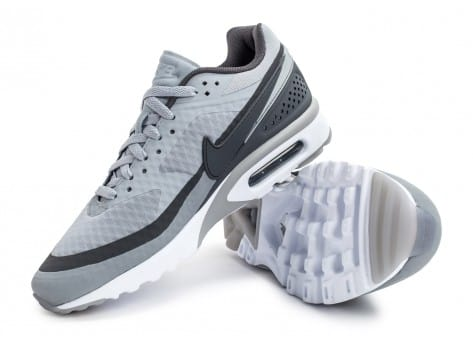 Chaussures Nike Air Max BW Ultra grise vue arrière
