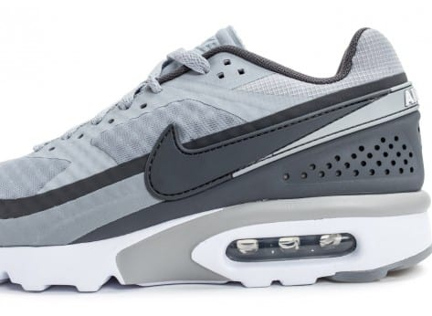 Chaussures Nike Air Max BW Ultra grise vue dessus