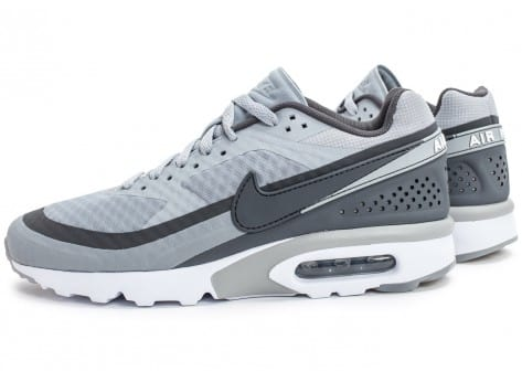 Chaussures Nike Air Max BW Ultra grise vue extérieure