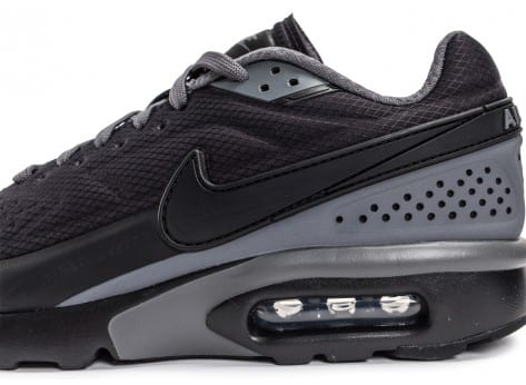 Chaussures Nike Air Max BW Ultra SE noire vue dessus