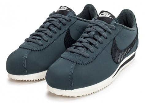 Chaussures Nike Cortez Leather SE seaweed vue intérieure