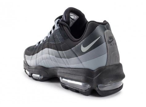 Chaussures Nike Air Max 95 Ultra Essential noire vue arrière