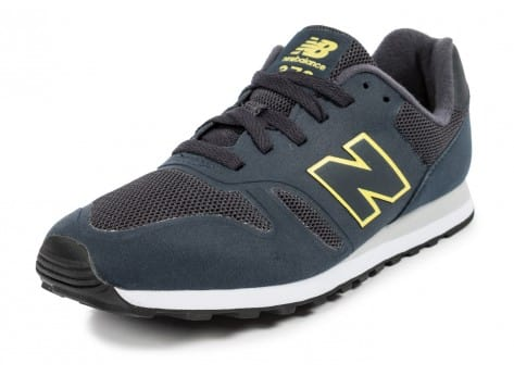 Chaussures New Balance MD373 NY bleu marine vue avant