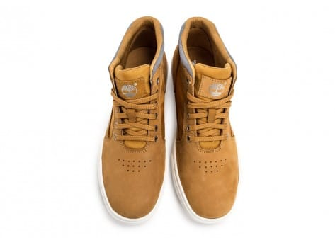 Chaussures Timberland Cupsole Merge 2.0 Beige vue arrière