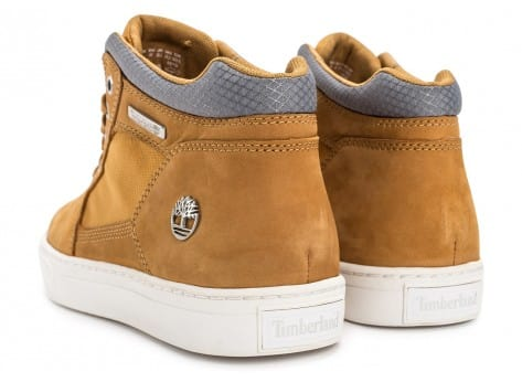 Chaussures Timberland Cupsole Merge 2.0 Beige vue dessous
