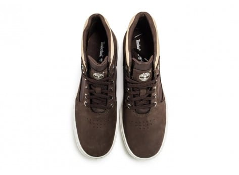 Chaussures Timberland Cupsole Merge 2.0 Marron vue arrière